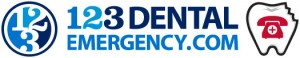 123dentist emergency logo